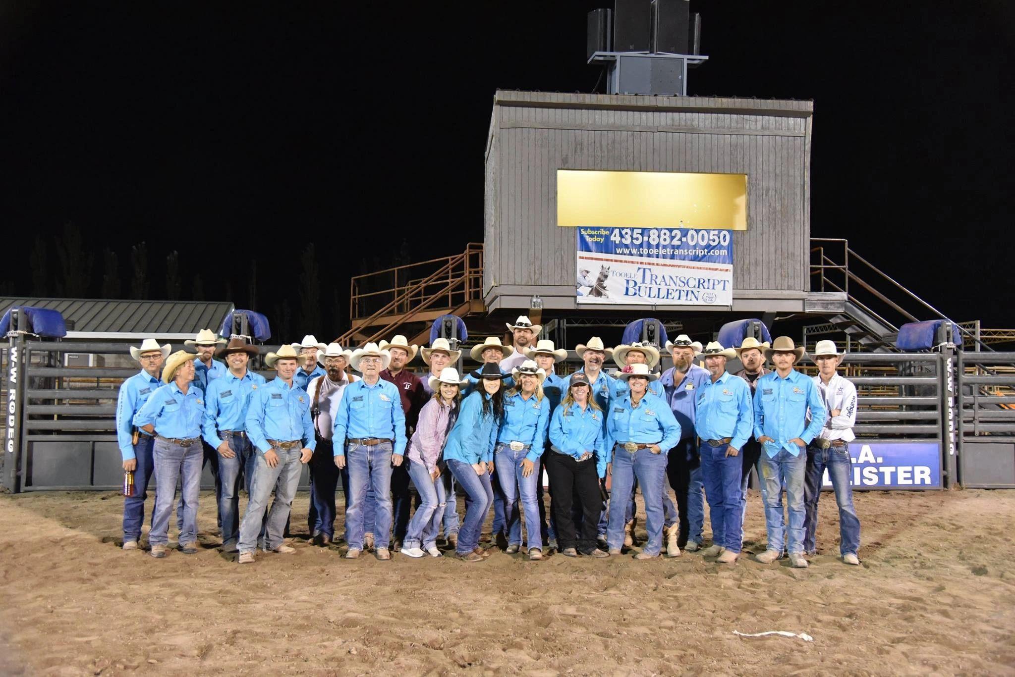 Tooele Bit N Spur Riding Club Rodeo