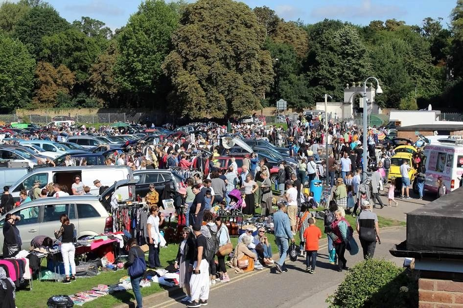Home Chiswick Car Boot Sale