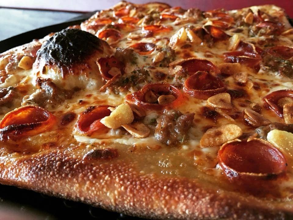 Naked City Pizza Pizza In Las Vegas Pizza In Henderson Pizzeria