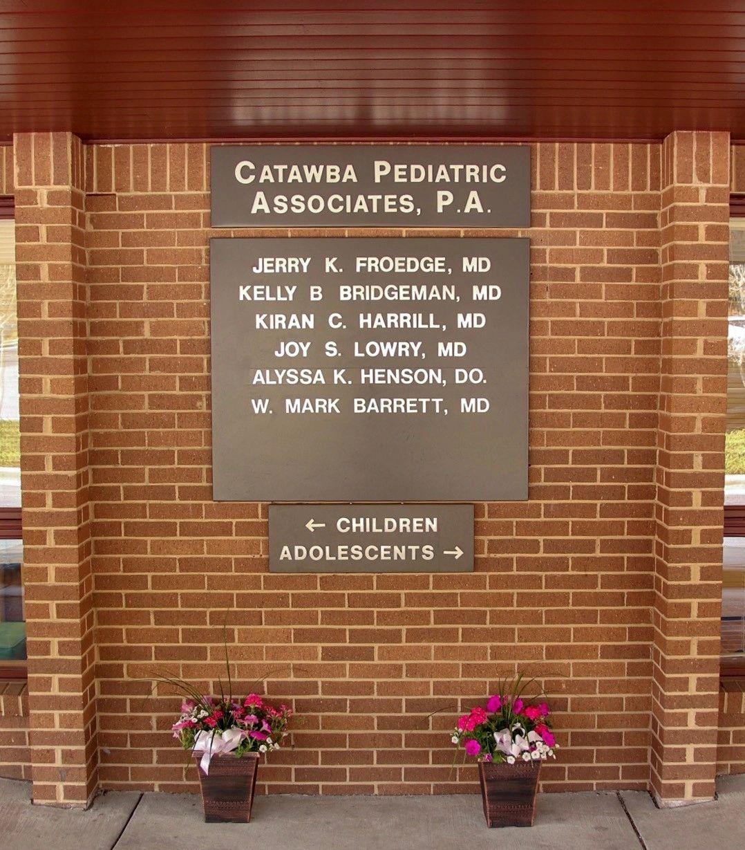 Staff | Catawba Pediatric Associates, PA