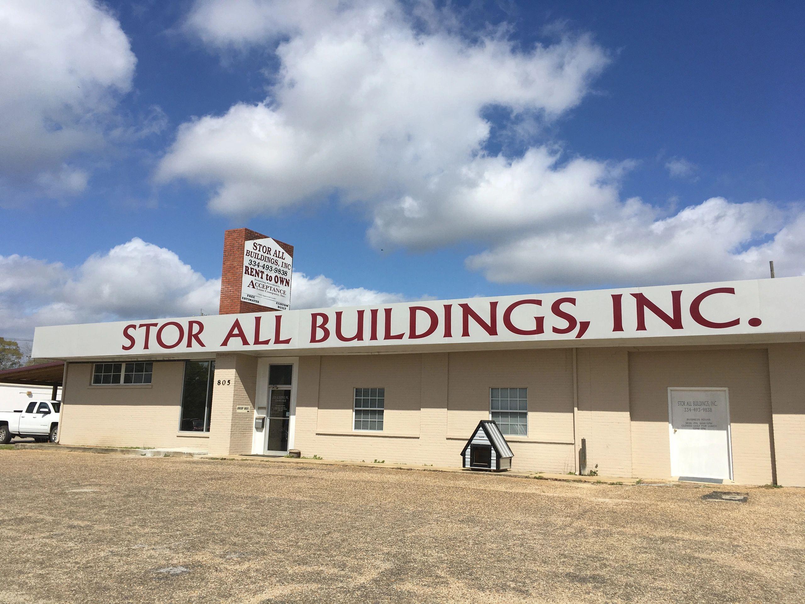 Stor All Buildings