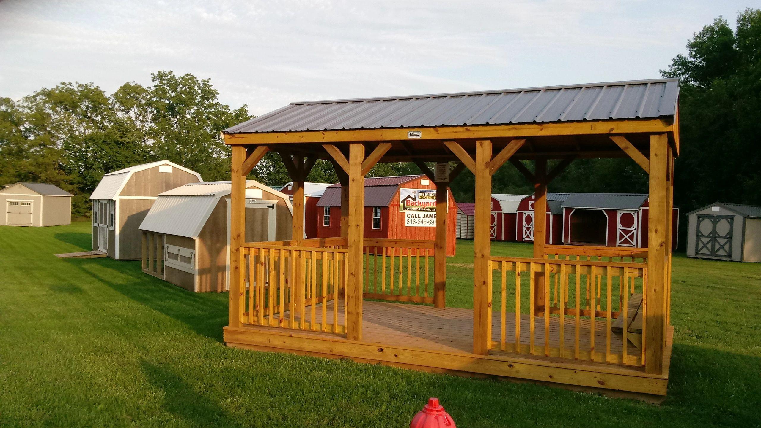 Backyard Portable Bldgs of NWMO - Portable Buildings, Shed