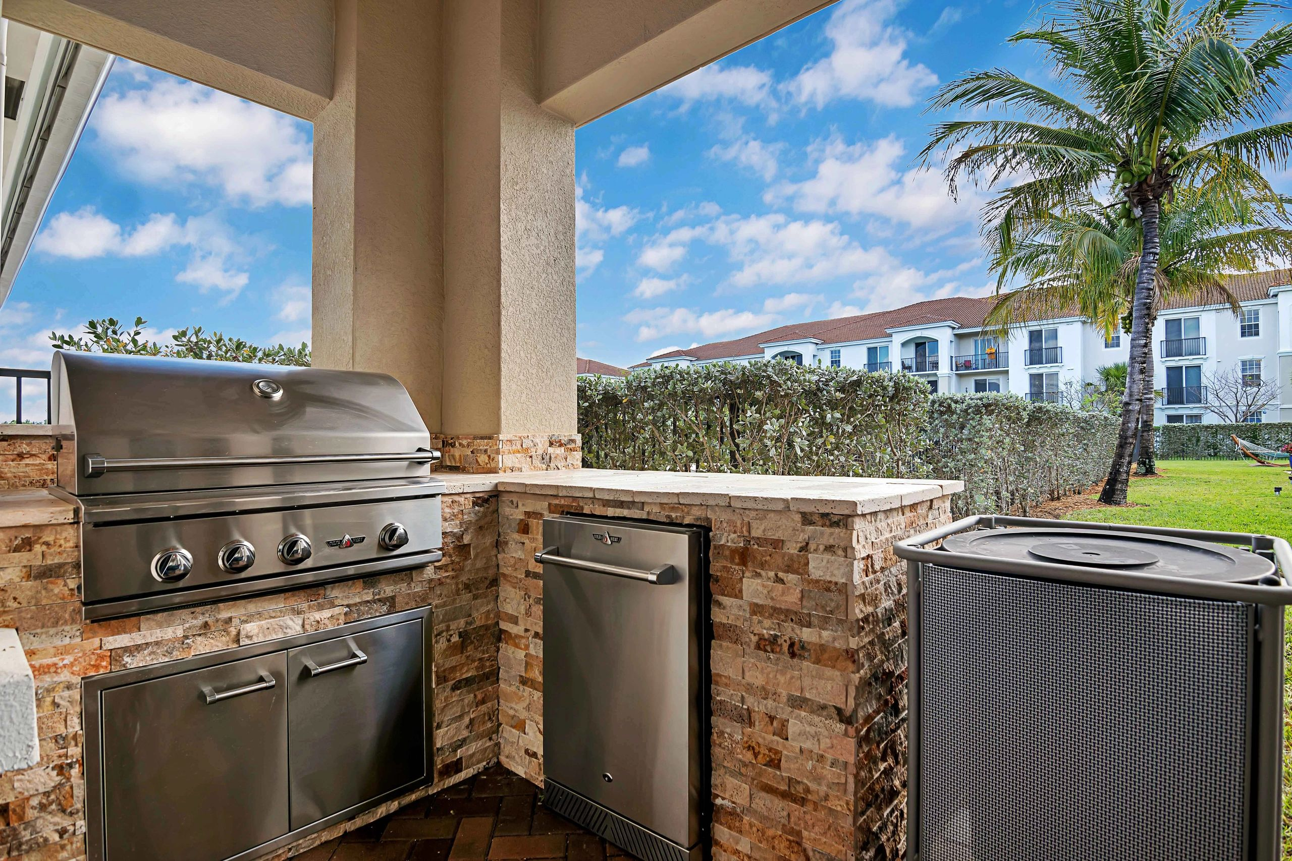 Outdoor Kitchen & Grill Service - Outdoor Kitchen, Grill ...