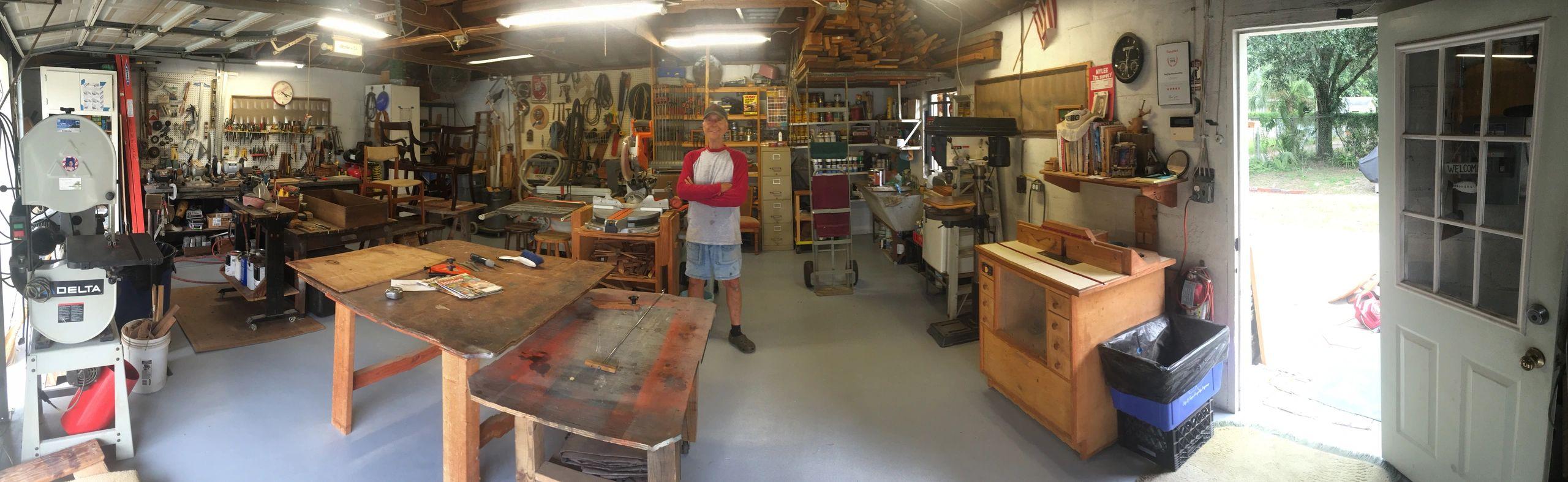Twigtree Woodworking Repair Refinishing
