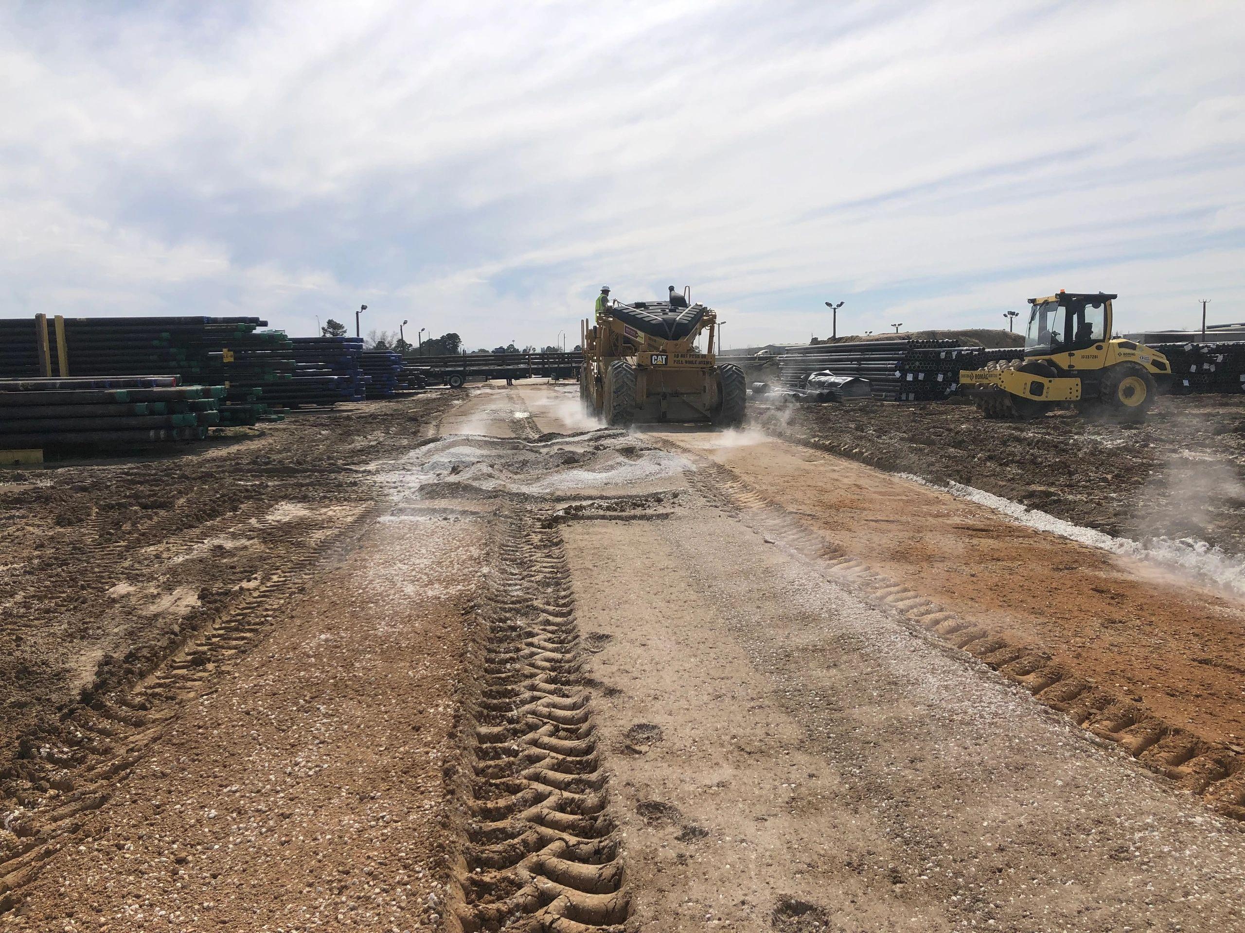Jnl Construction Llc Construction Company Site Work Excavator