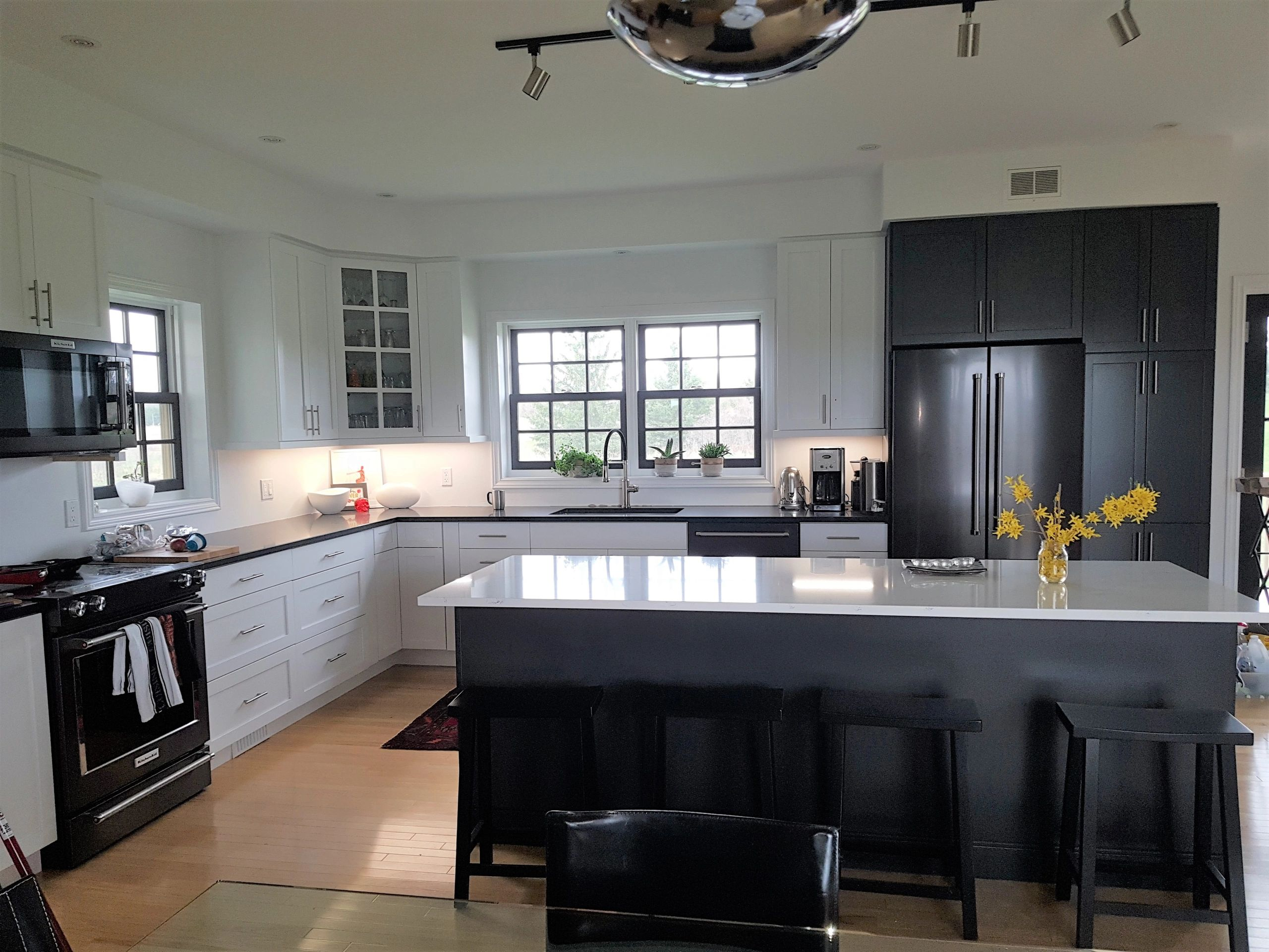 Pleasant Kitchen Restoration Accent Kitchen Cabinet Refinishing Home Interior And Landscaping Fragforummapetitesourisinfo
