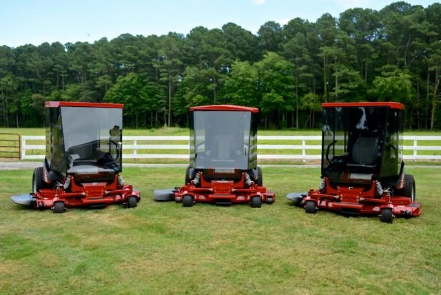Cab-N-Air - Zero Turn Mowers, Lawn Mowers, Commercial Mowers