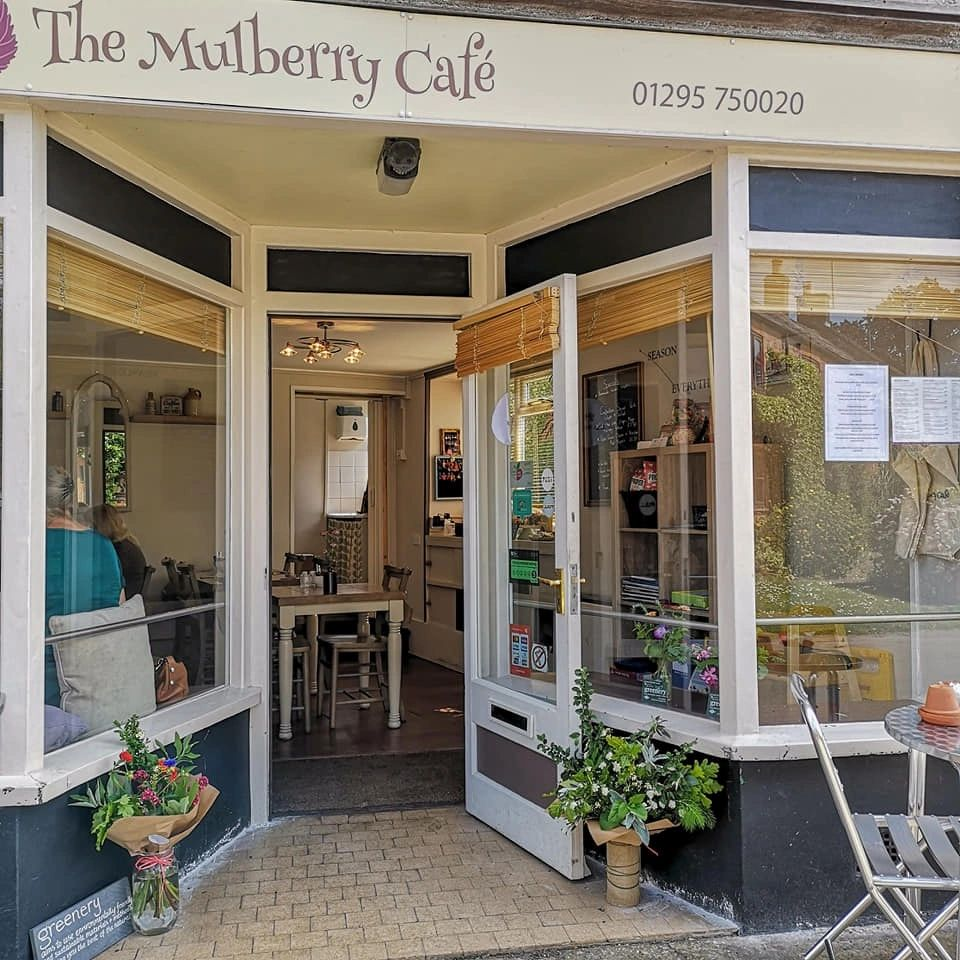 Breakfast Lunch Coffee Cropredy The Mulberry Cafe