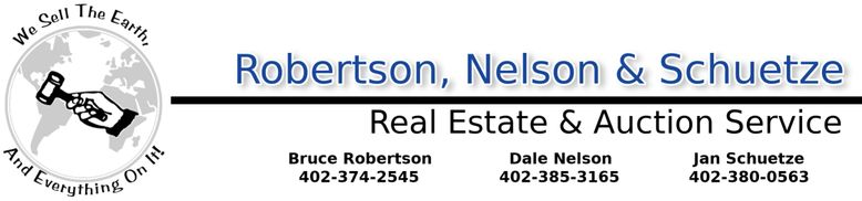 Robertson, Nelson & Schuetze Real Estate & Auction Service