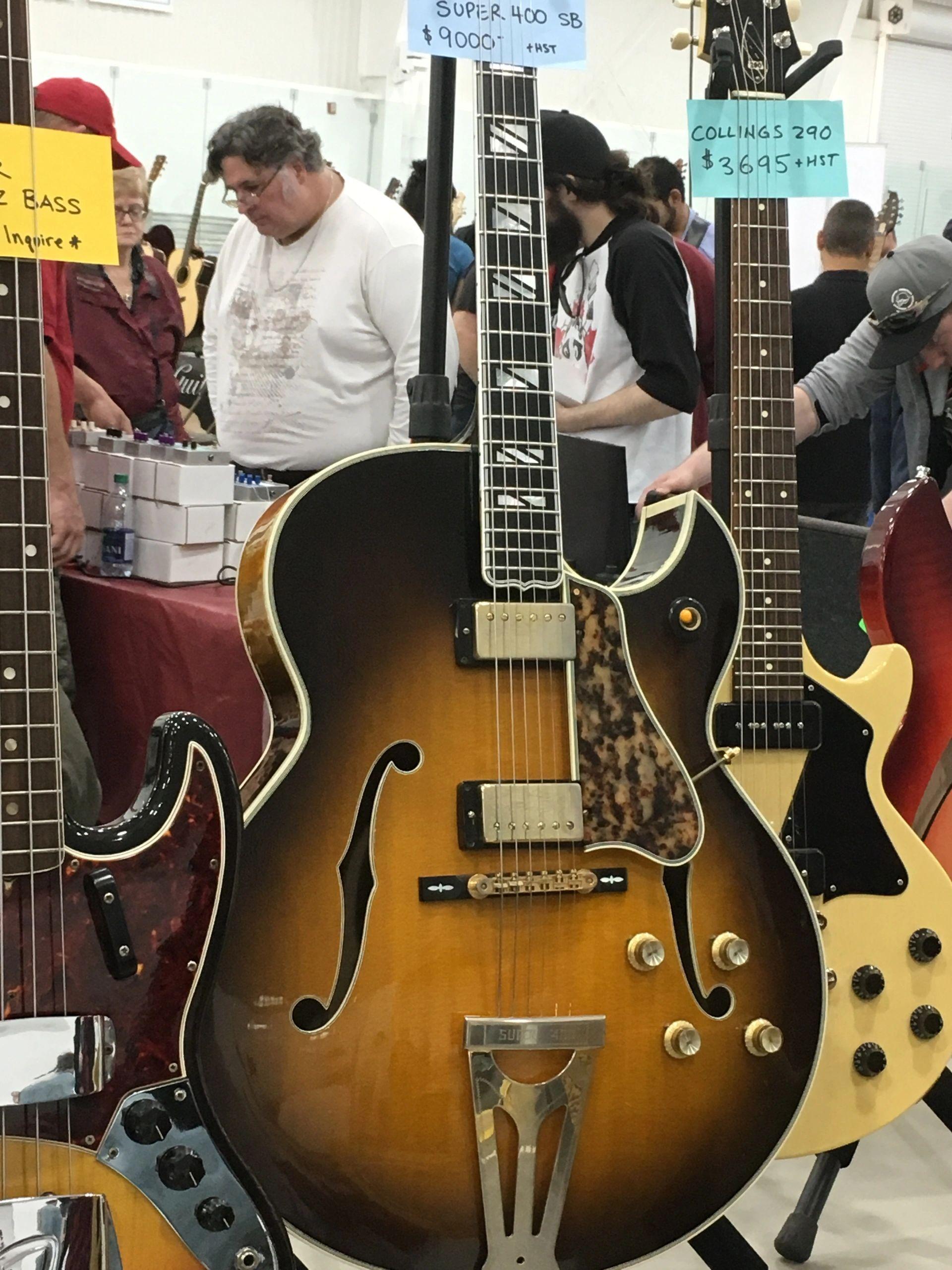 Elmira Vintage Guitar Show