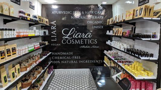 Liara Skin Care Body Scrub Hair Oil