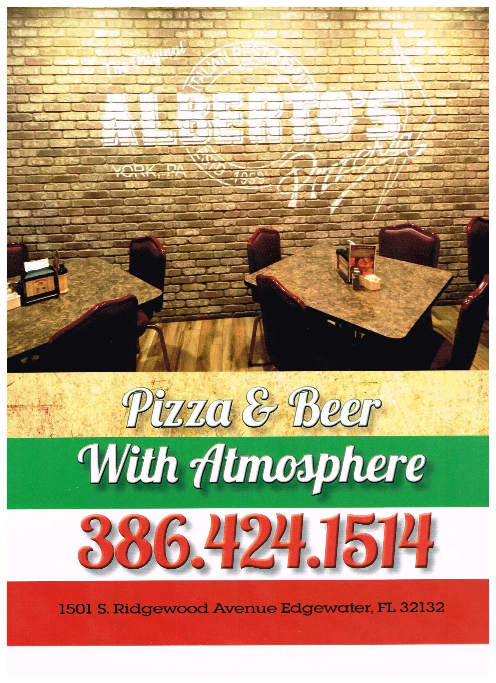 Alberto's Pizzaria Italian Restaurant