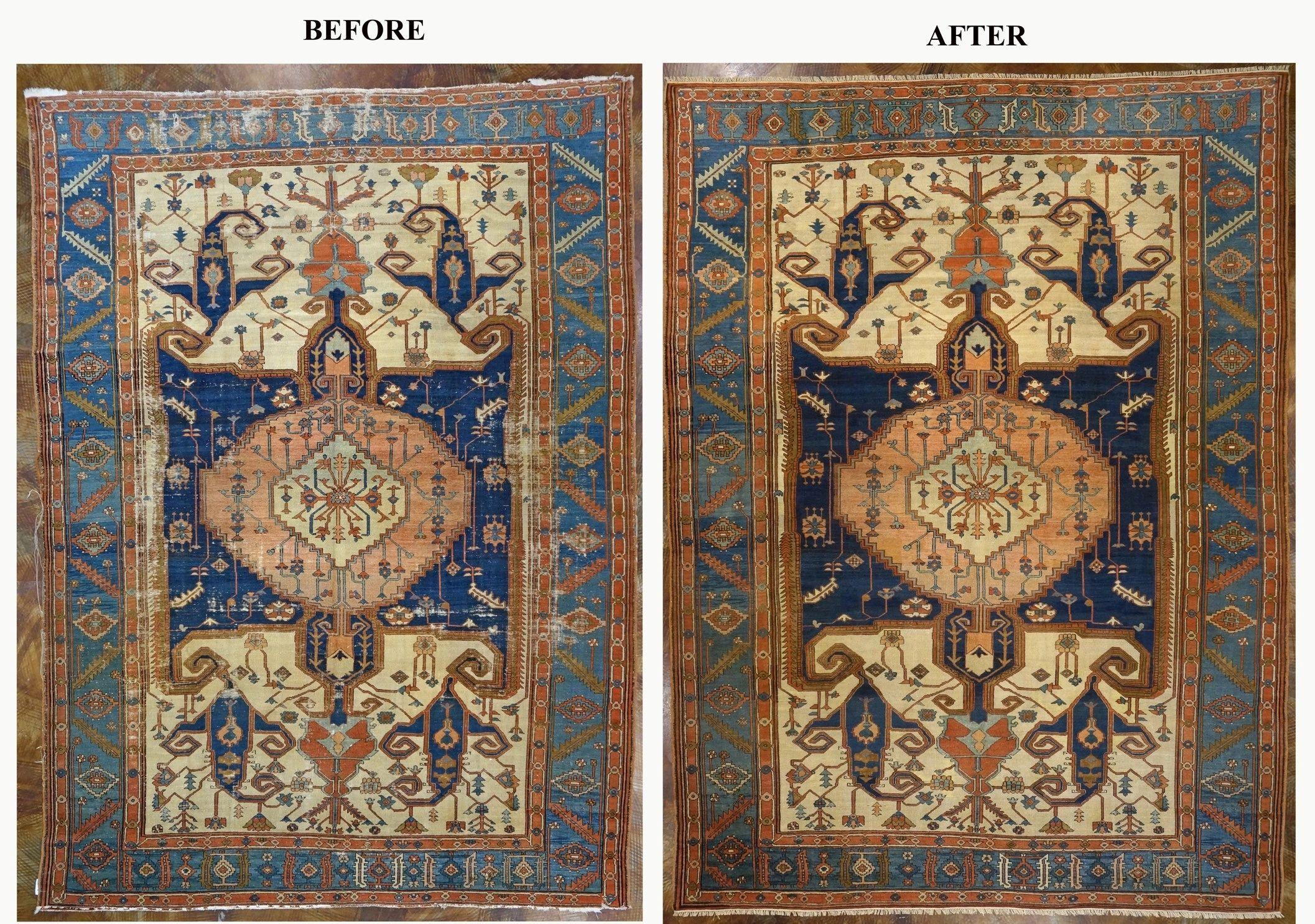 Oriental Rug Cleaning Buckingham Oriiental Rugs