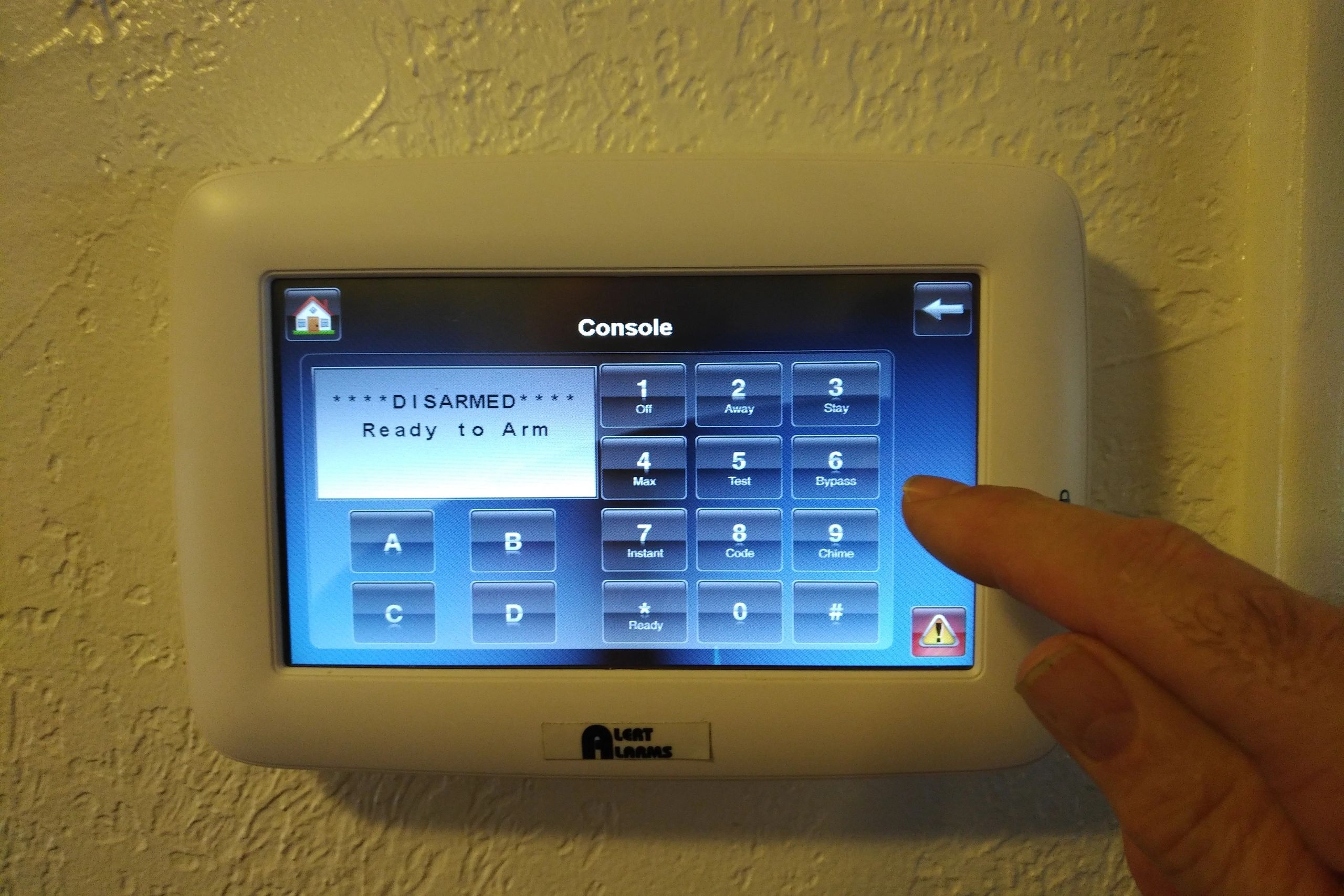Alert Alarms Of Ohio Security Systems Monitoring Services
