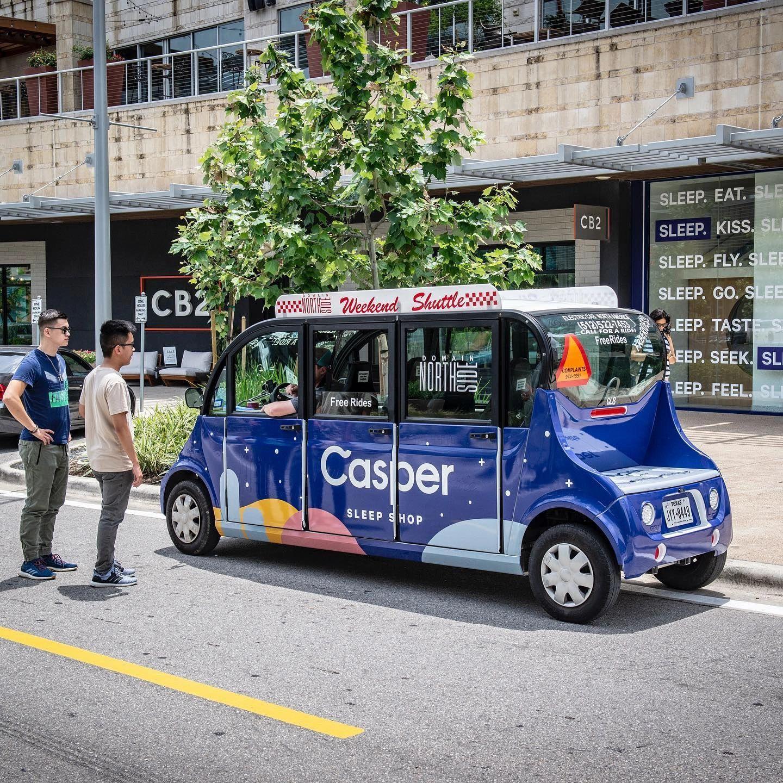 Austin Cab Company >> Microtransit Electric Cab North America
