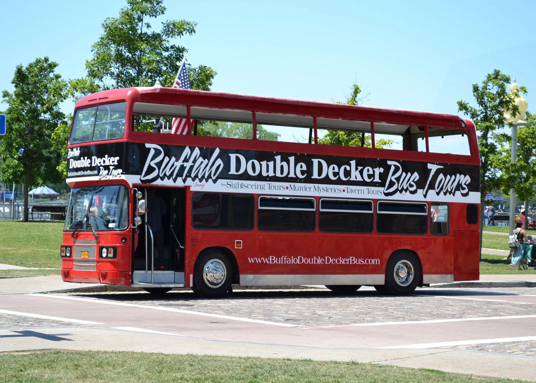 Buffalo Tours - Buffalo Double Decker Bus Tours