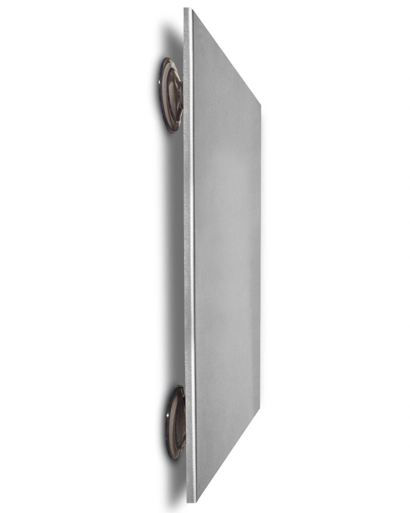 fridgeboards magnetic board stainless refrigerator. Black Bedroom Furniture Sets. Home Design Ideas