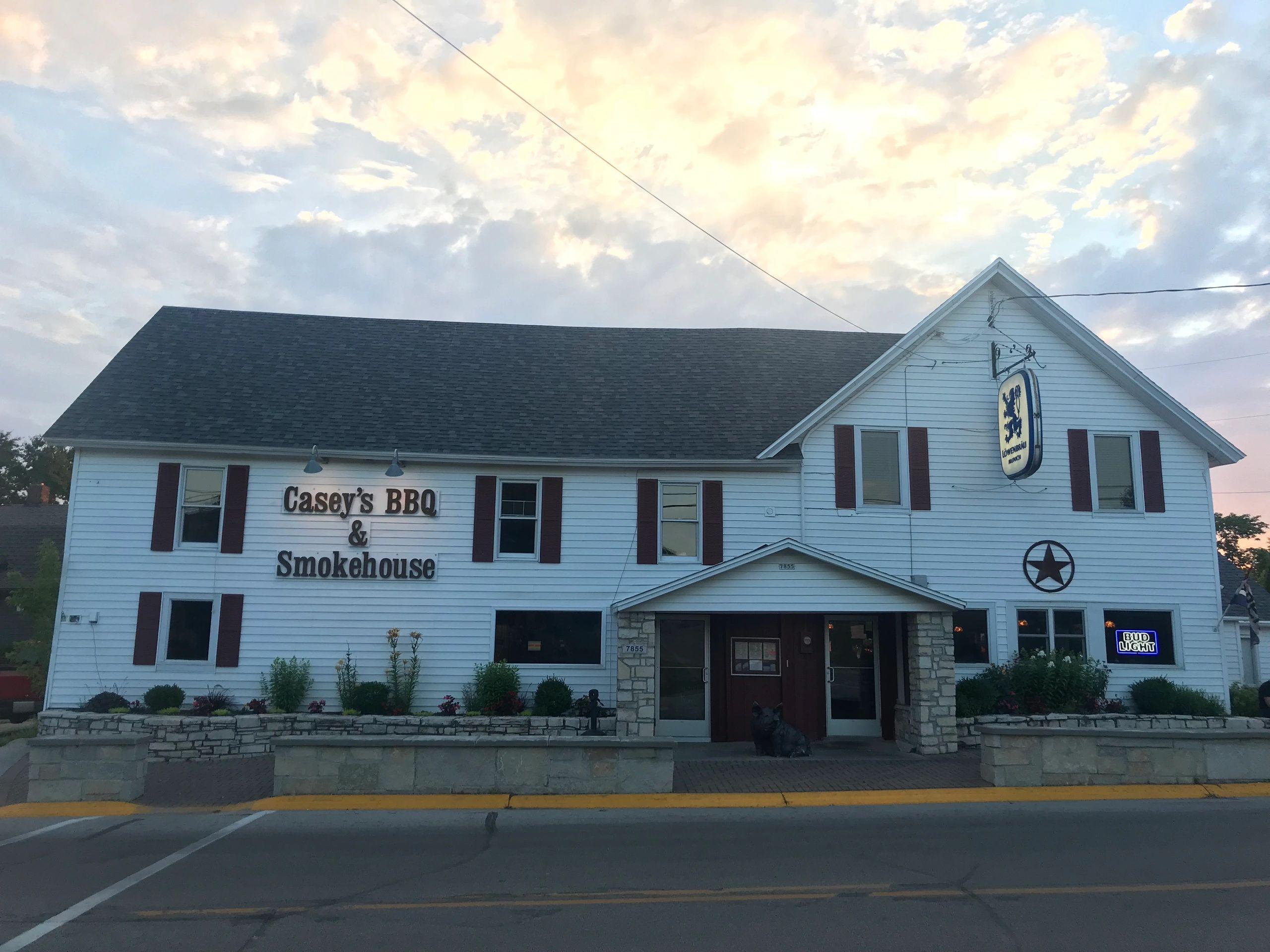 Casey\'s BBQ & Smokehouse in Egg Harbor - Casey\'s BBQ & Smokehouse