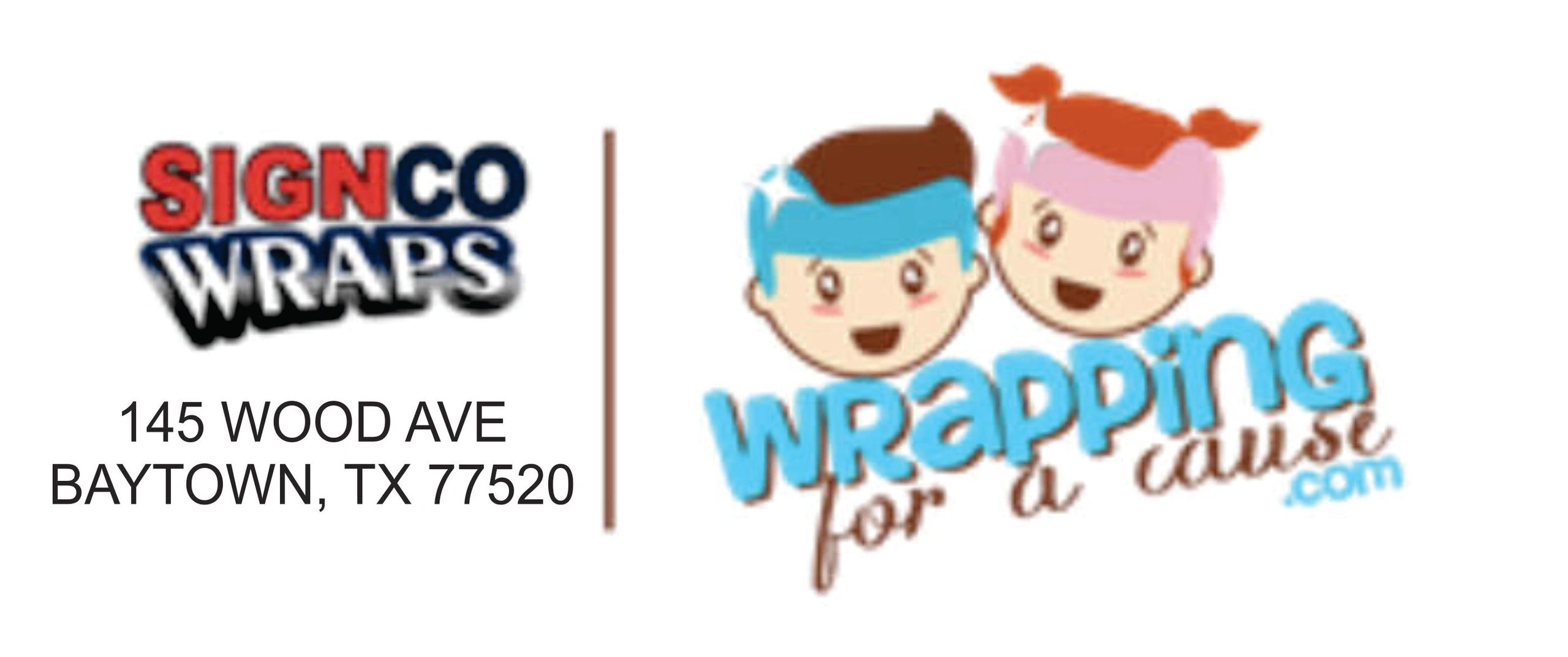 Wrapping For A Cause Cranial Band And Doc Band Wraps