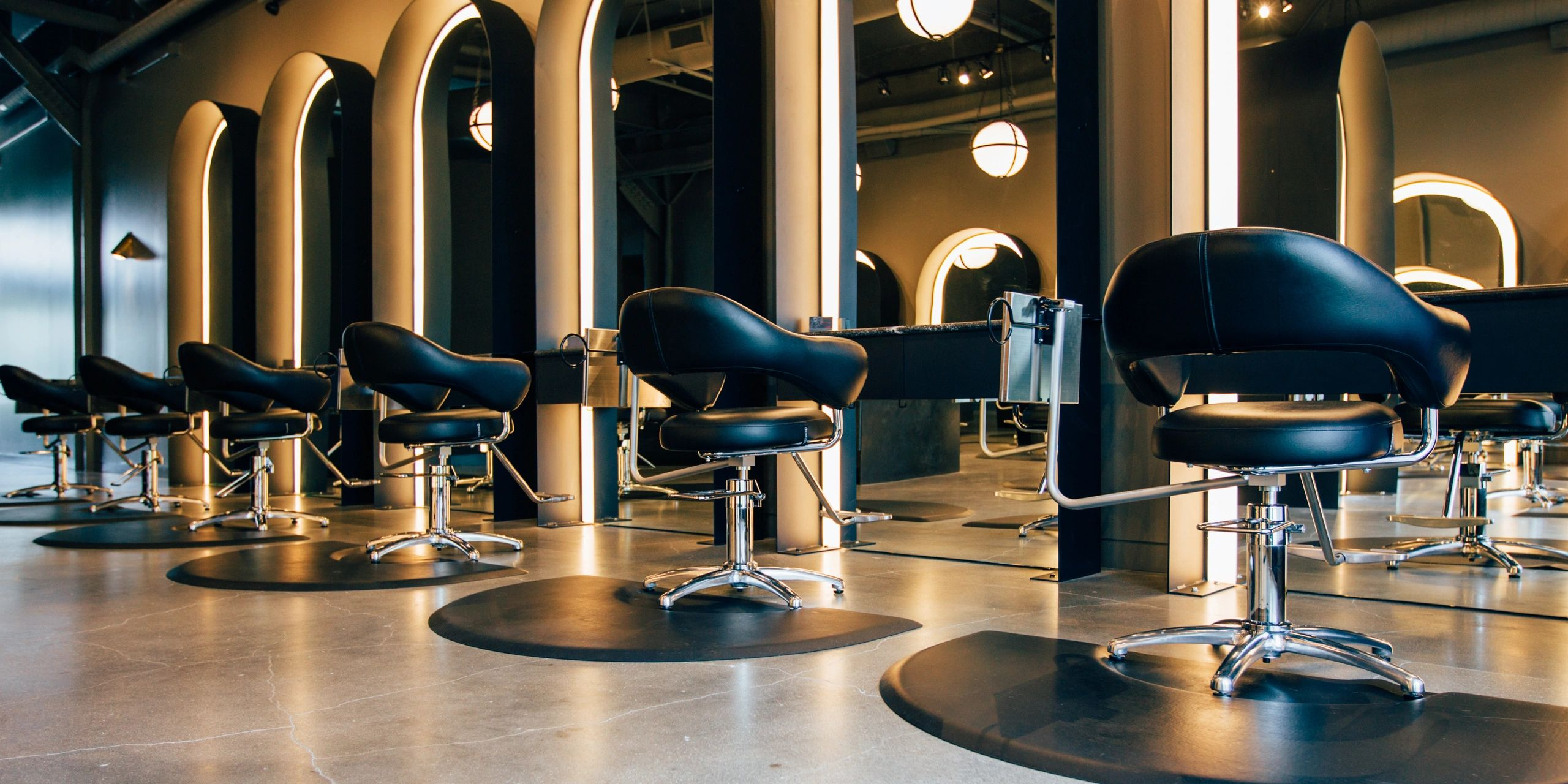 Salon Design Concepts