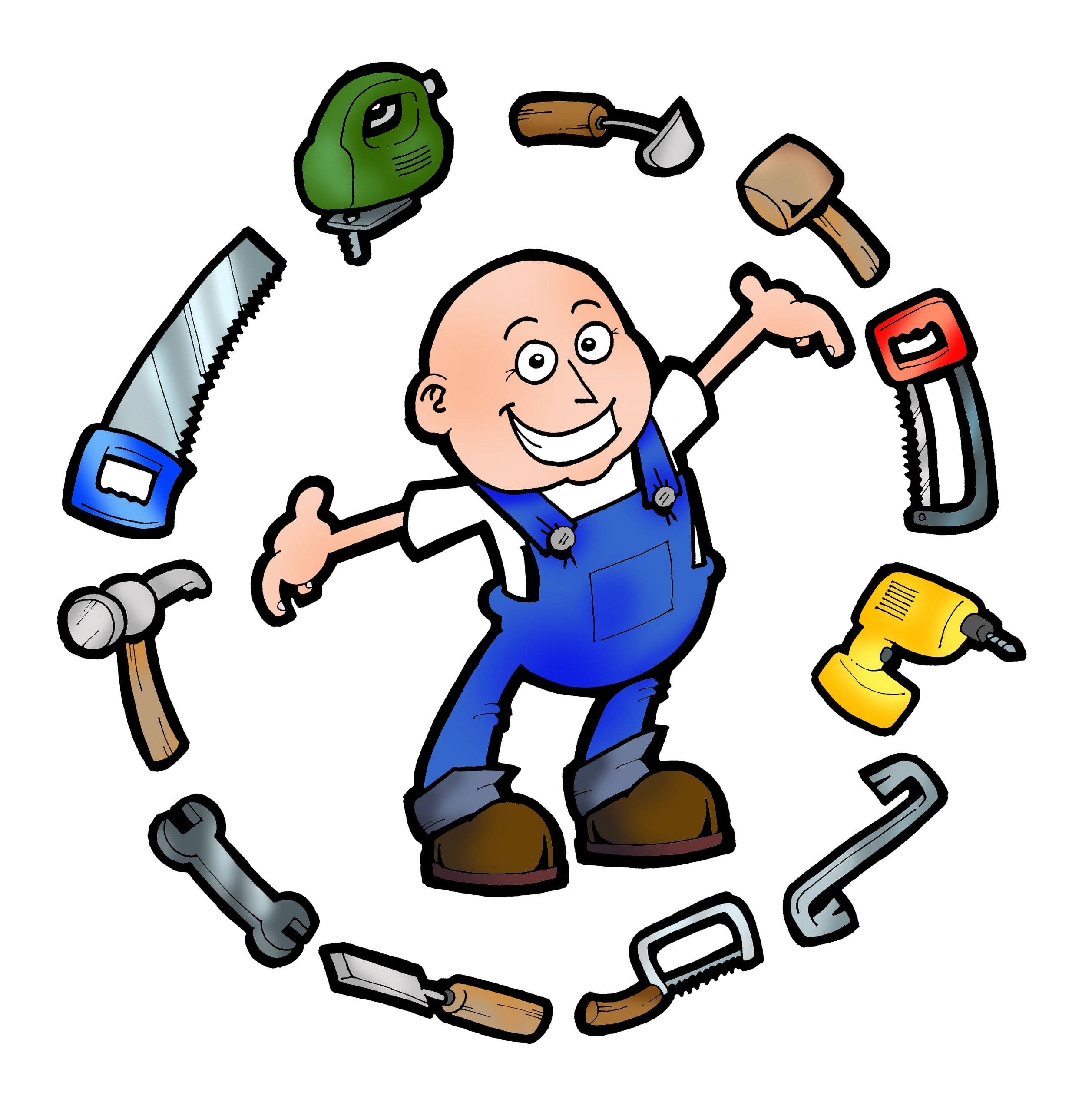 'Happy To Help' Handyman Services