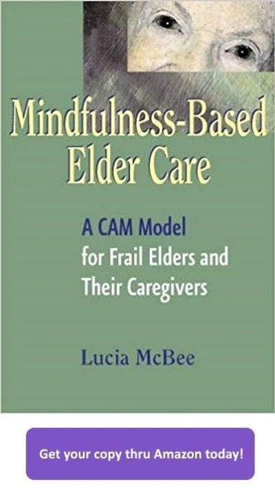 Mindfulness-Based Elder Care by Lucia McBee