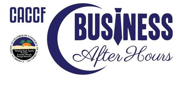 CACCF Business After Hours is produced each month.