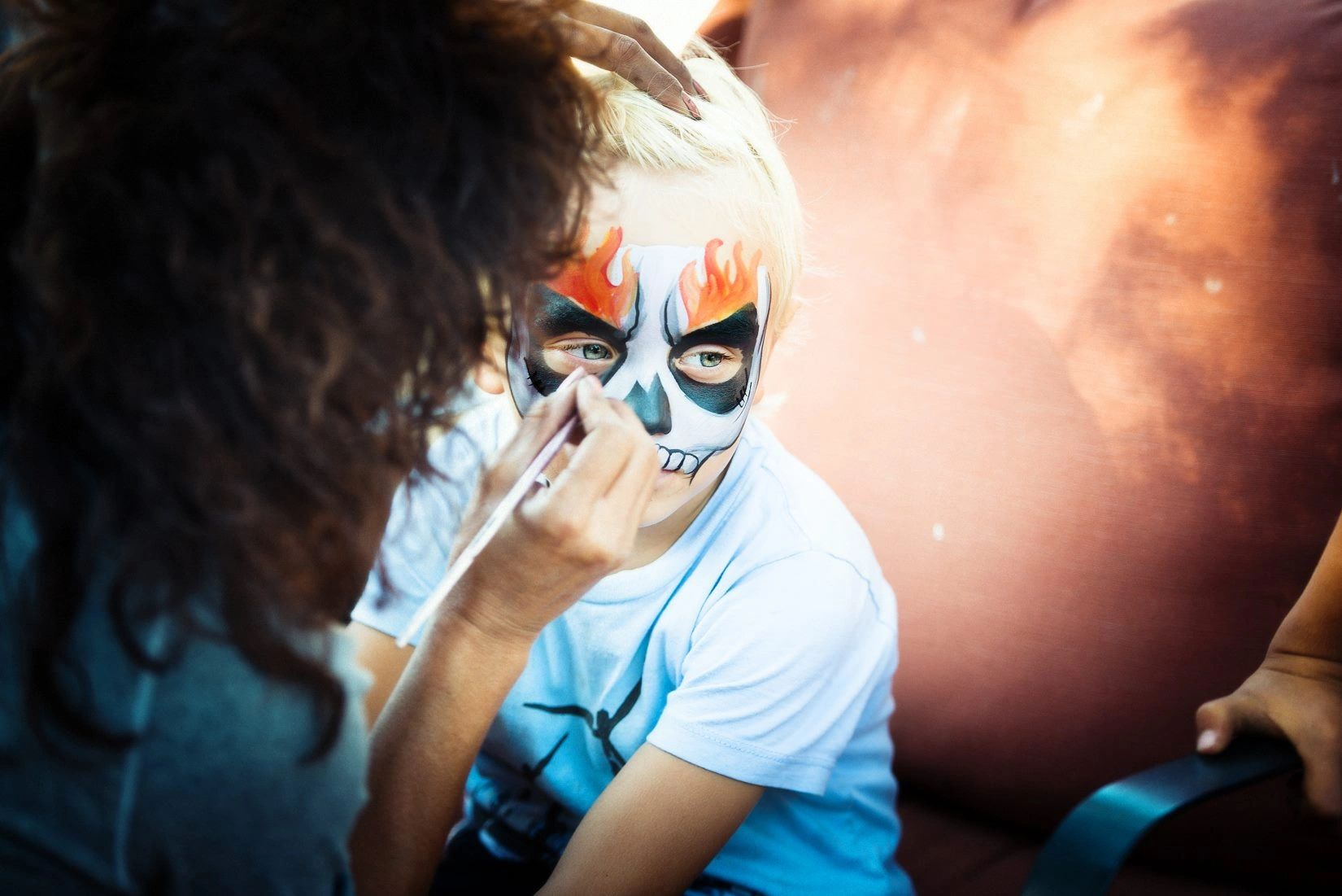 Face painting party by bilyana party by bilyana for Face painting for parties