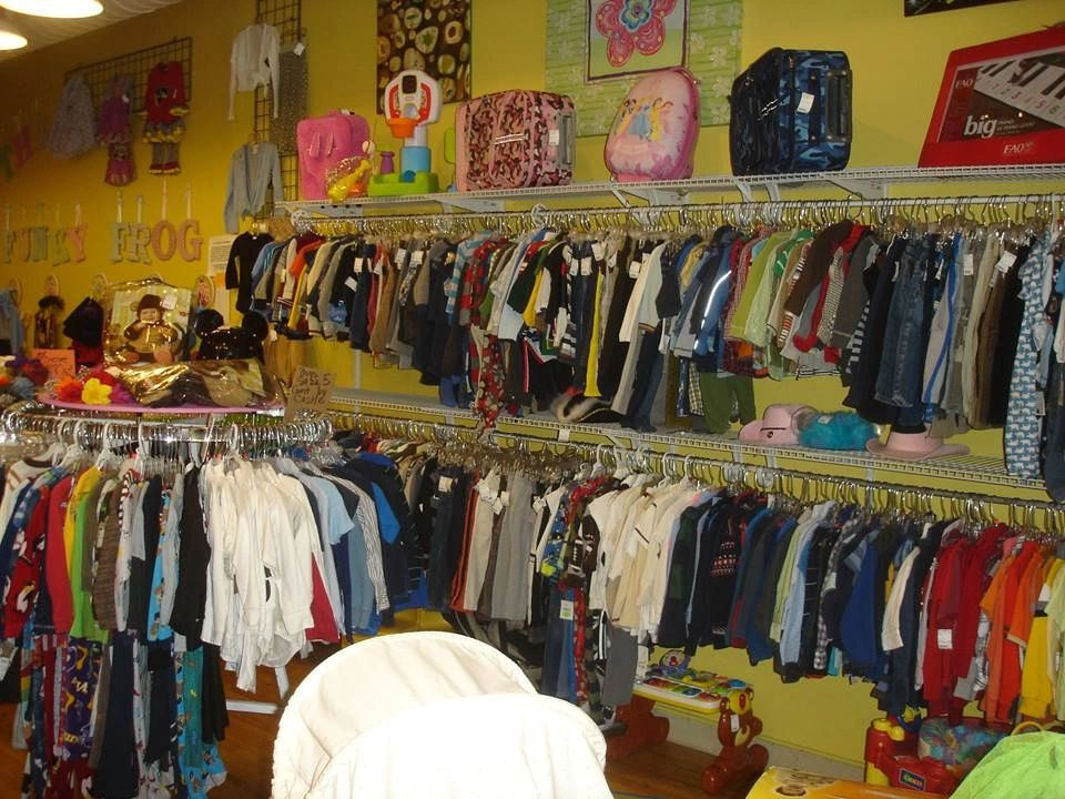 7c6befde The Funky Frog, Children's Resale Boutique