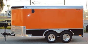 Express Motorcycle Trailer