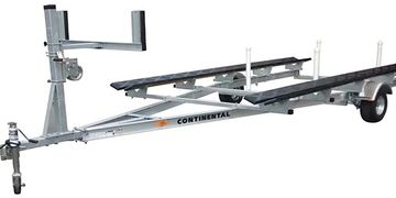 Continental Pontoon Trailer