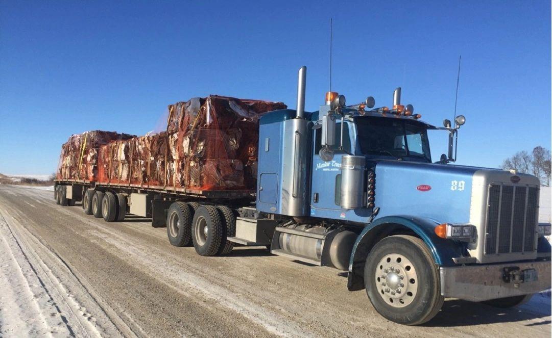 Used Dump trucks | Marion Trucking Ltd
