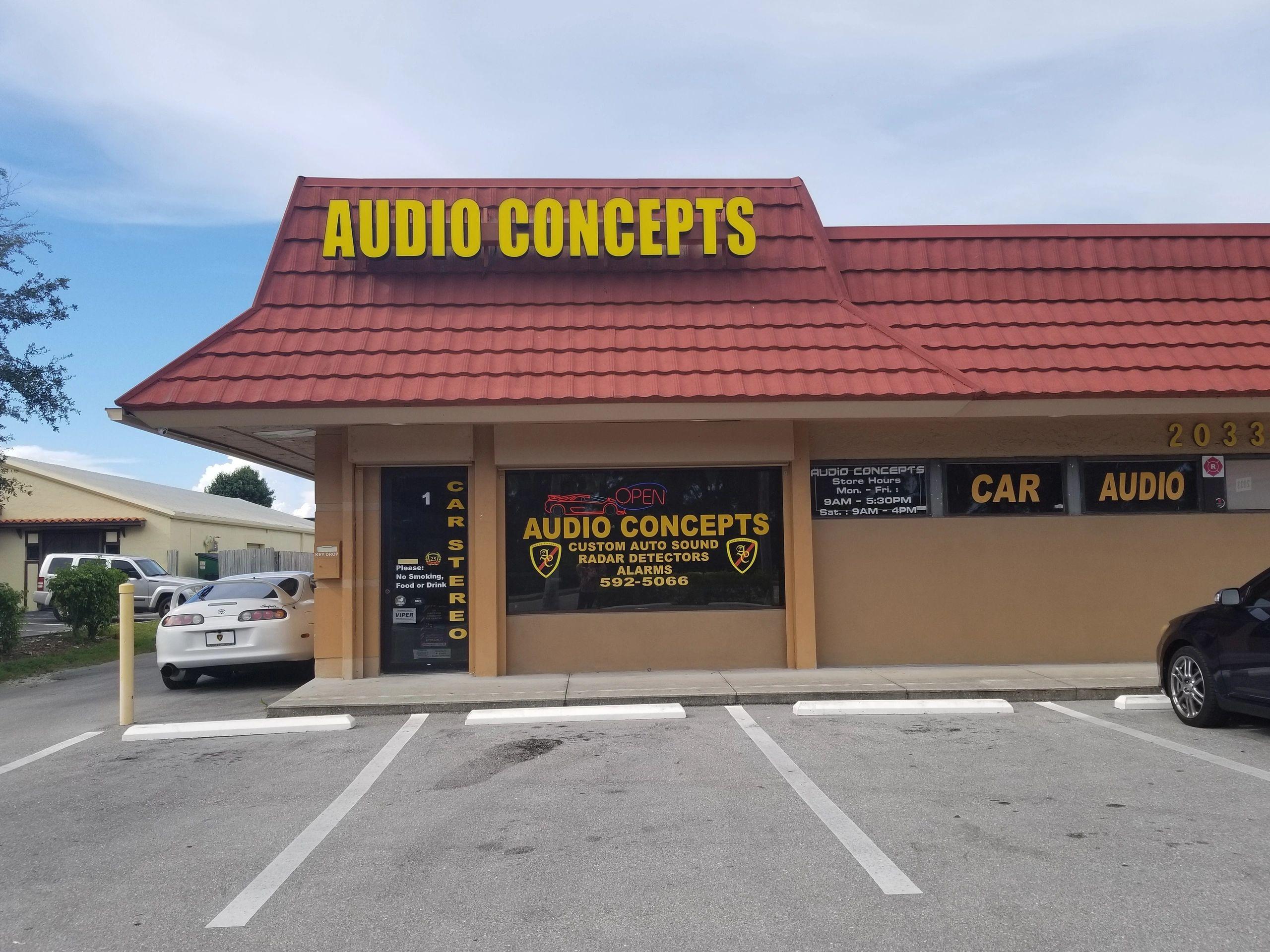 Audio Concepts