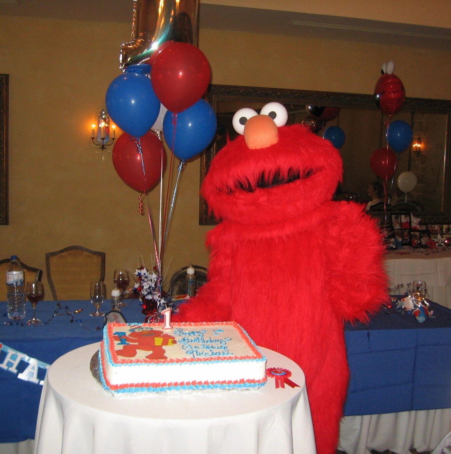 Birthday Party Entertainment Nj: Costume Character Birthday Party NJ