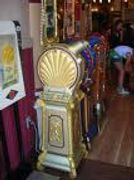 Clamshell mutoscope Indian mutoscope