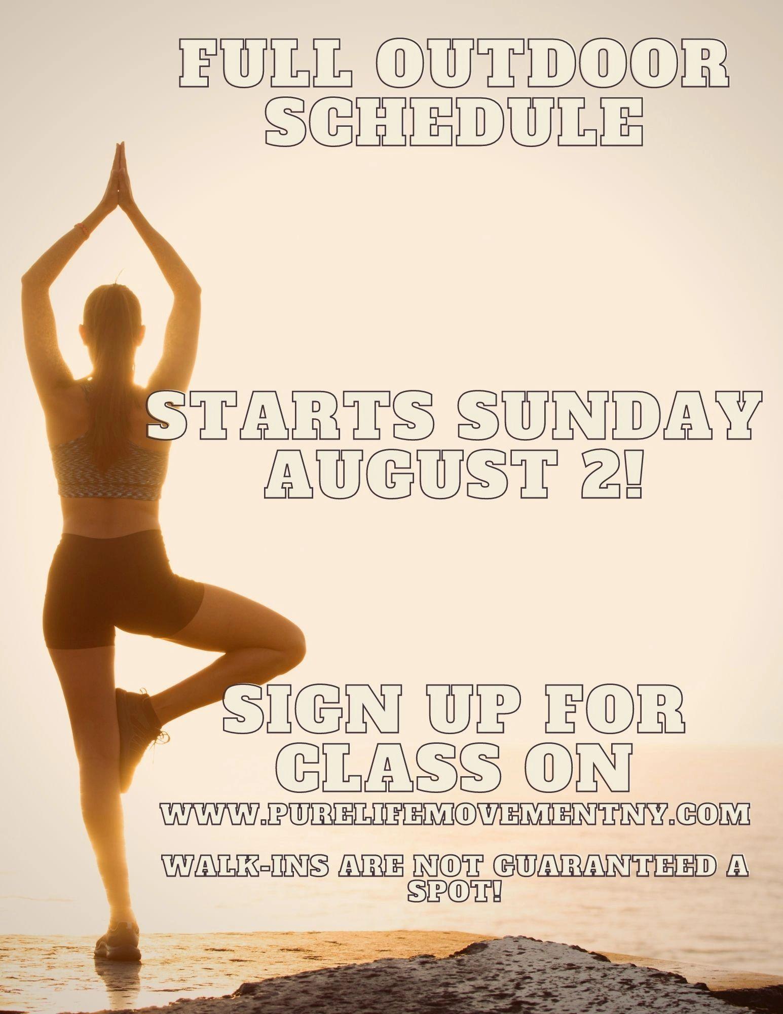 Pure Life Movement Studio Fitness Class Yoga Zumba Pilates