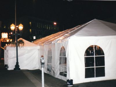 All Season Party Tents