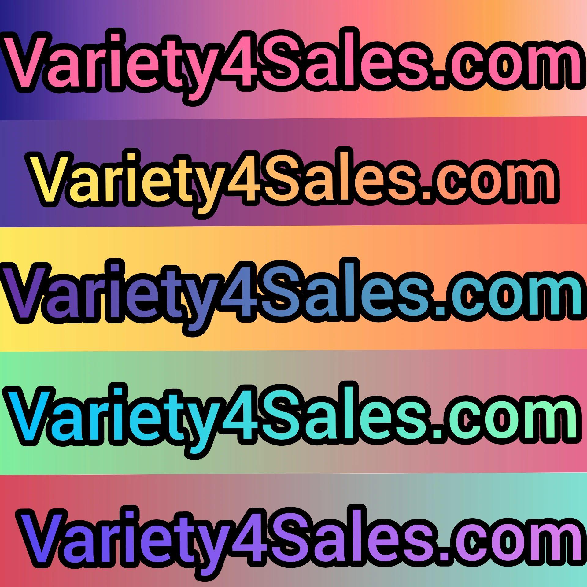 Variety4Sales com