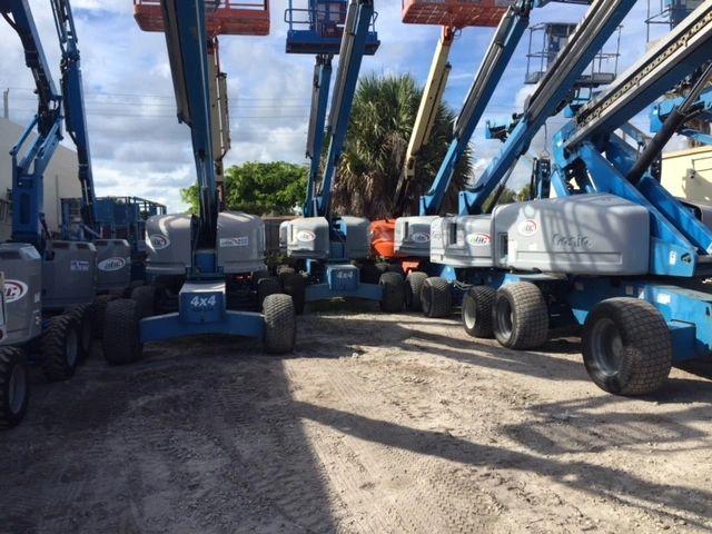 ABC RENTALS - Boom Lift - West Palm Beach, Florida