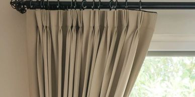 Curtain fitting and replacement in Stockport, Manchester