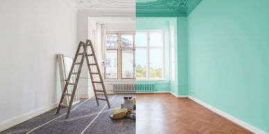 Professional Home Painting in Stockport, Manchester | Handyman Services in Manchester
