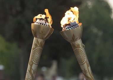 Baku 2015 European Games Torch Relay