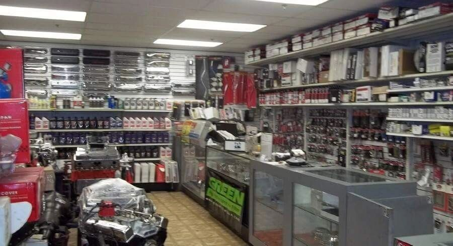 Complete Speed Shop Store Performance Auto Parts And Machine
