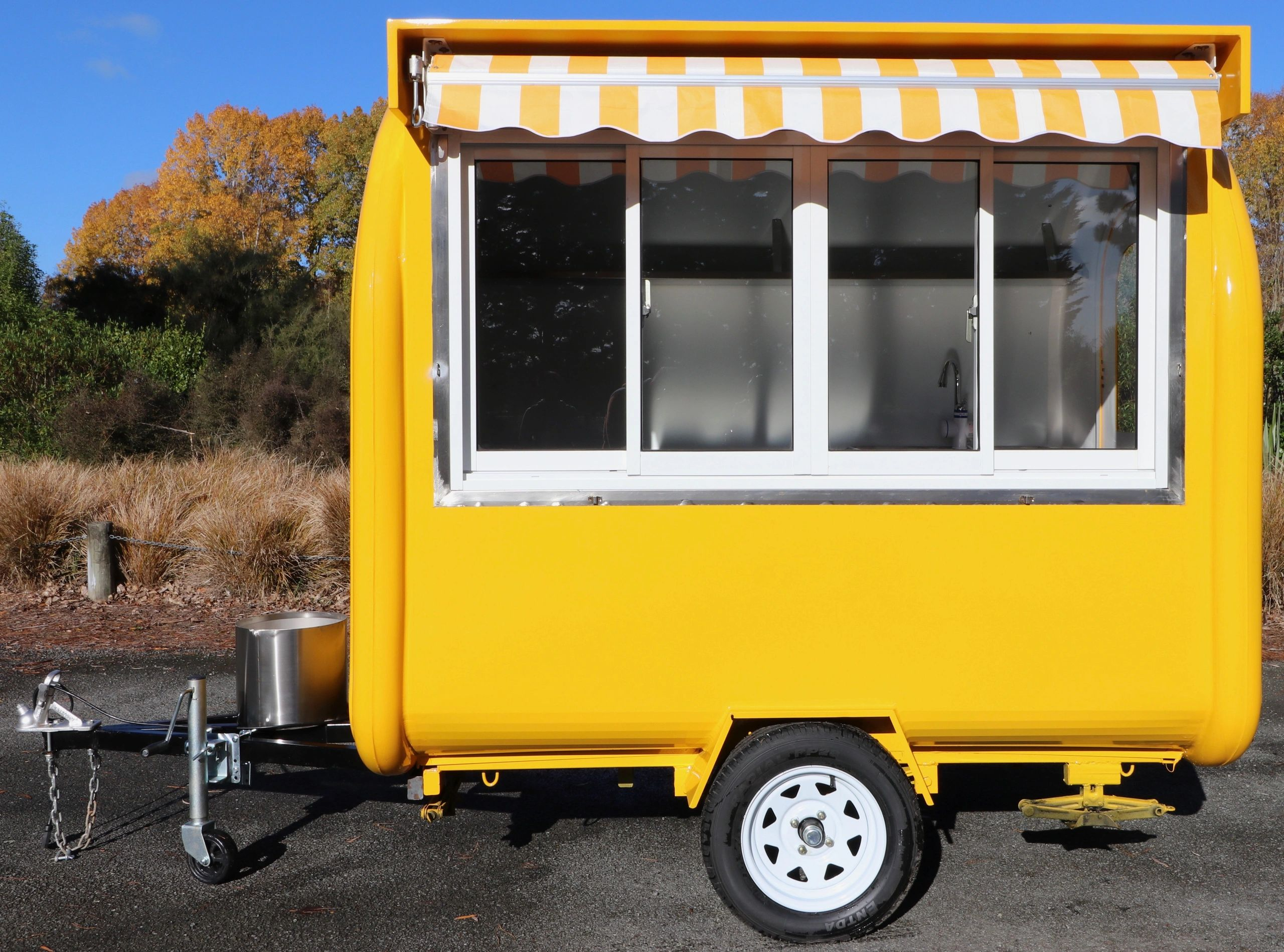 About Us Affordable Food Trailers