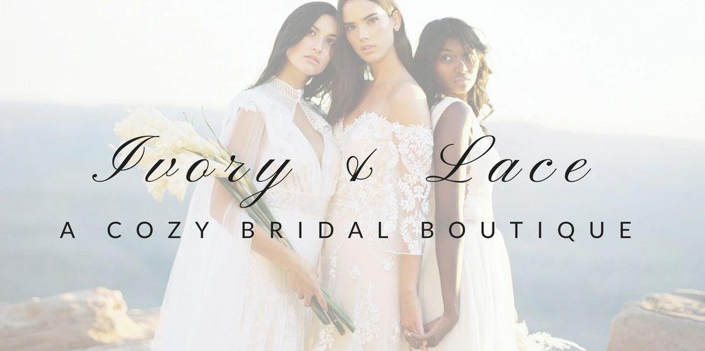 4625eda220c4 Ivory & Lace - Bridal Shop, Wedding Dresses