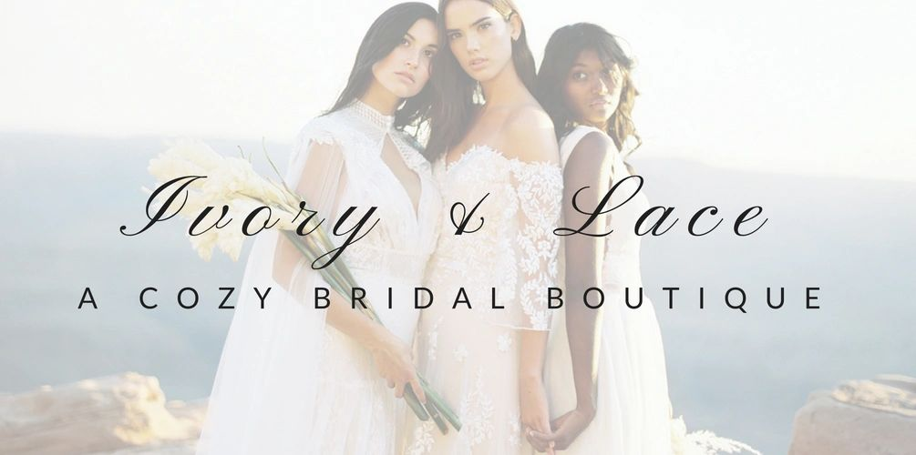 Ivory Lace Bridal Shop Wedding Dresses