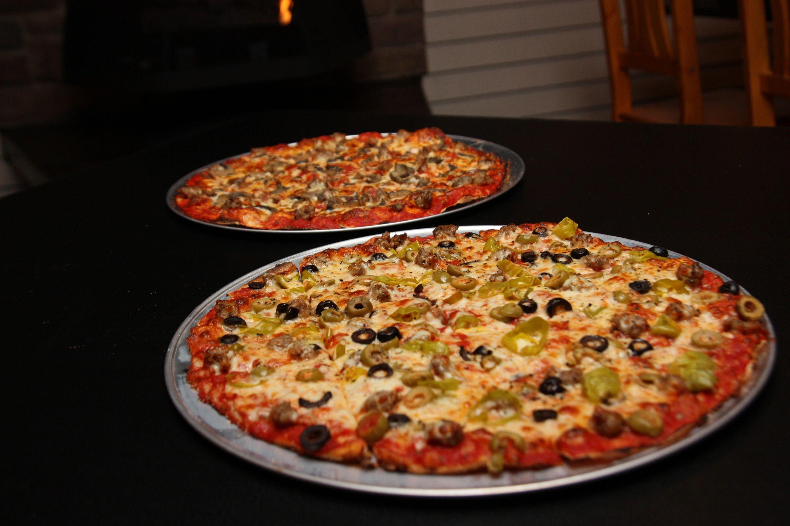 Pizza Man Home Pizza Man