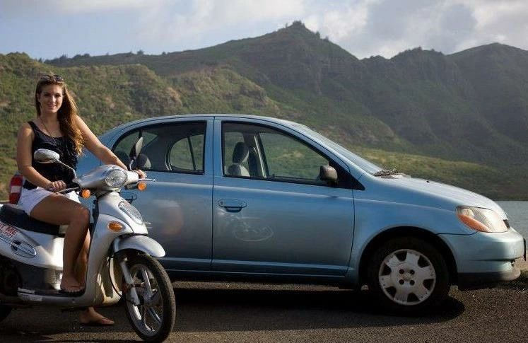 Rent A Wreck Kauai Car Rental Scooter And Moped Rental
