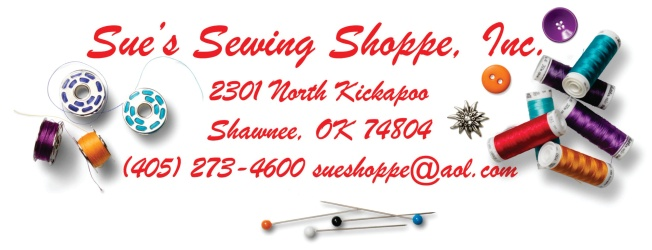 Sue's Sewing Shoppe