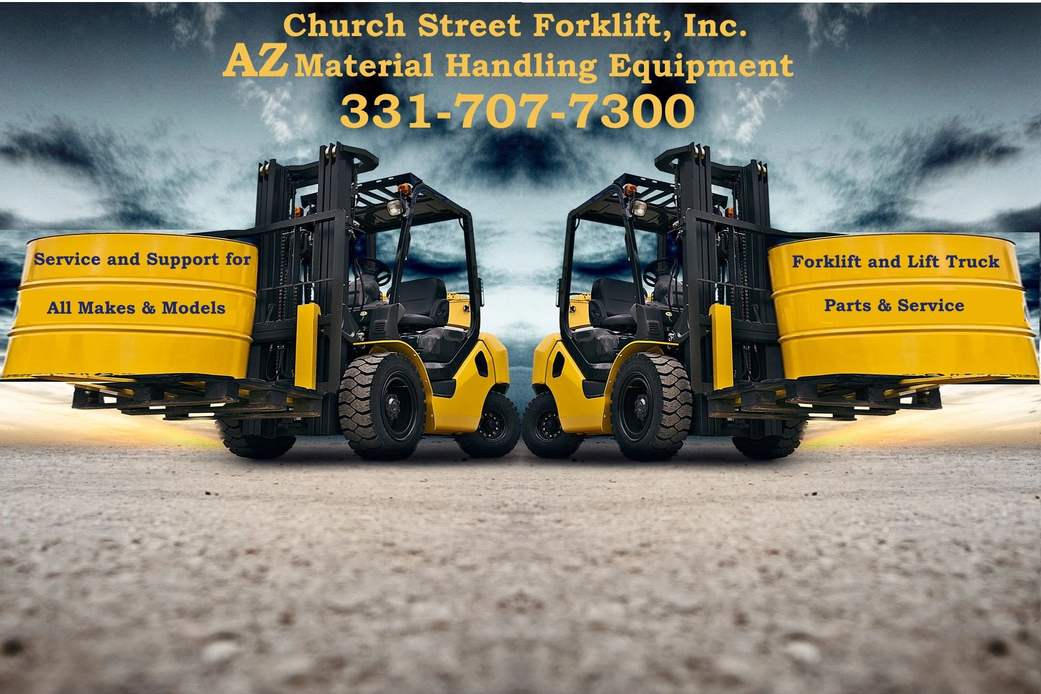H | Forklift Repair and All Hydraulic Repair Also Service PM